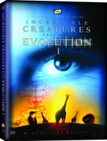 45 minute DVD - Incredible Creatures That Defy Evolution - 1