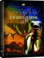 1 hour 20 minutes DVD - Incredible Creatures That Defy Evolution - 3