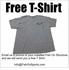 """Universal T-Top  """"Free Shipping"""""""