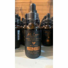 New Crazy Formula Mint 450mg CBD Oil Tinctures 50% Off While Supplies Last!
