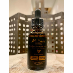 New Crazy Formula 1350mg Mint CBD Oil Tincture 30% Off Today!