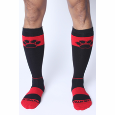 Kennel Club Alpha Socks - Red O/S