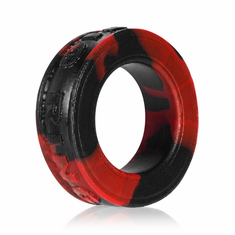 OxBalls Pig Ring Cock Ring - Fist Red