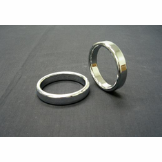 Cock Rings - Stainless Steel