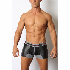 Moto X Zipper Trunk - Grey S