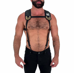 Traverse Suspender Harness - Sand S/M