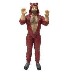 Poke The Bear Ornament - Onesie Bear