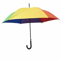 Umbrellas - Rainbow with Handle