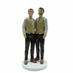 Grooms - Jeans and Vests