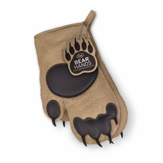 Oven Mitts - Bear Paws