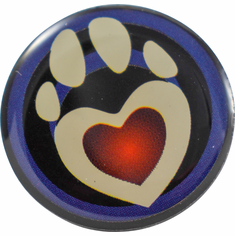 Lapel Pin - Puppy Play Pride