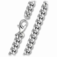 Necklace (Stainless Steel) - Heavy Chain