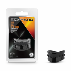 Stay Hard - Beef Ball Stretcher - Black