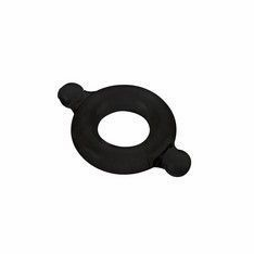 Elastomer Cock Ring - Black
