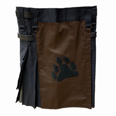 Bear Paw with Bear Pride Inlets