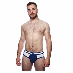 Prowler Classic Sports Brief - Navy M
