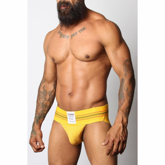 Tight End JockStrap - Yellow M