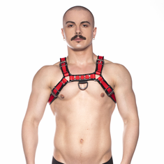 Prowler Red Bull Harness - Red L