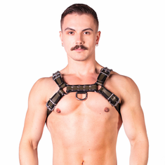 Prowler Red Bull Harness - Green M
