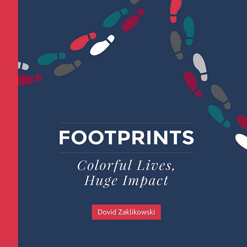 Footprints: Colorful Lives, Huge Impact