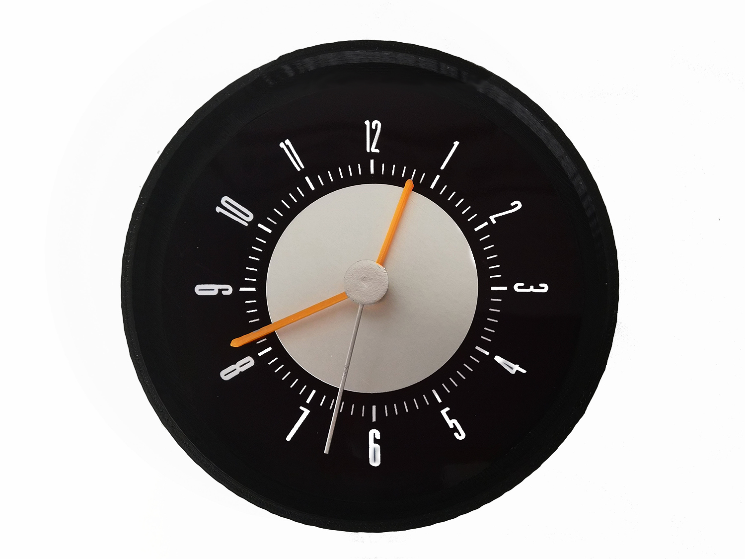"<font color=""black"">Clock Cougar 1969-70 (dash cluster)"
