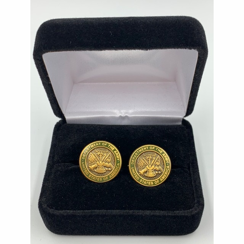 Department of the Army Cufflinks