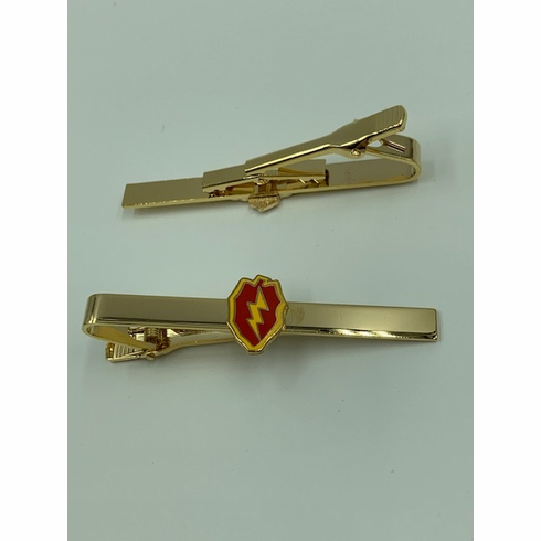 25th Infantry Division Tie Bar