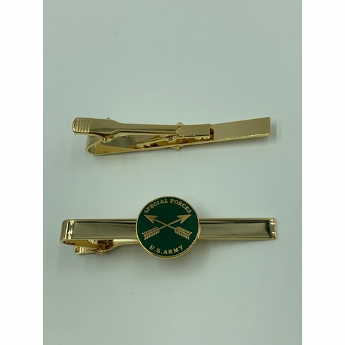 Army Special Forces Tie Bar