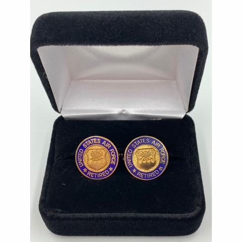 United States Air Force Retired Cufflinks