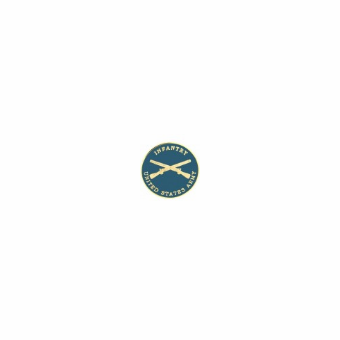 United States Army Infantry Pin
