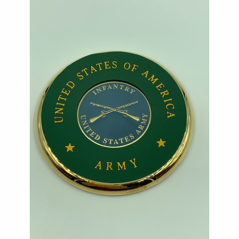Infantry Coin Coaster