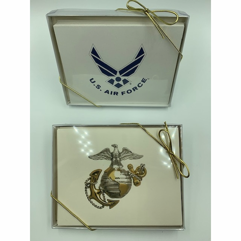 Note Cards Air Force Marine