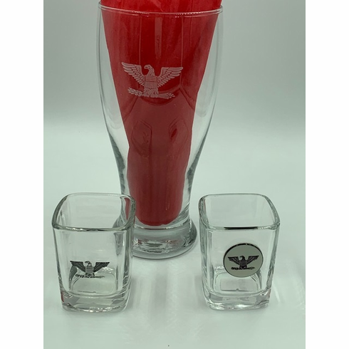 O-6 Shot Glass