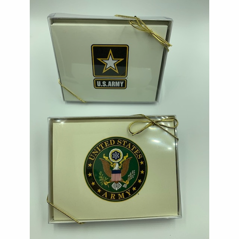 Army Note Cards
