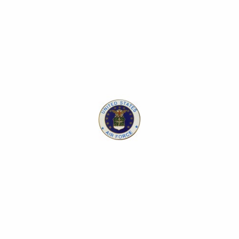 United States Air Force Emblem Pin