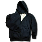 CAMBER 131 INSULATED ZIPPER HOODED SWEATSHIRT -PRICING INCLUDES GARMENT, EMBROIDERED LOGO