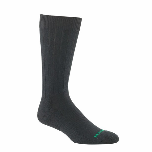 MENS' N.Y.C. COMFORT DRESS SOCK - BLACK ($100.00 minimum TOTAL ORDER)