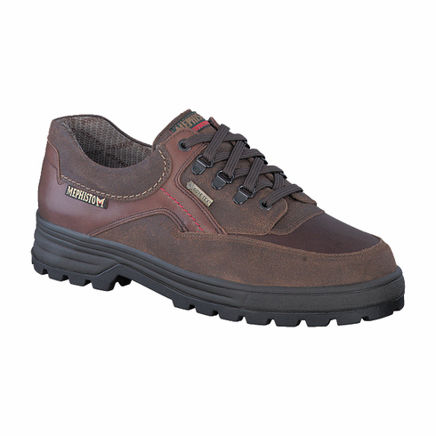 BARRACUDA GT (GORE-TEX) HAZELNUT OLD VELOURS