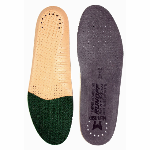MENS MATCH INSOLE ($100.00 minimum TOTAL ORDER)