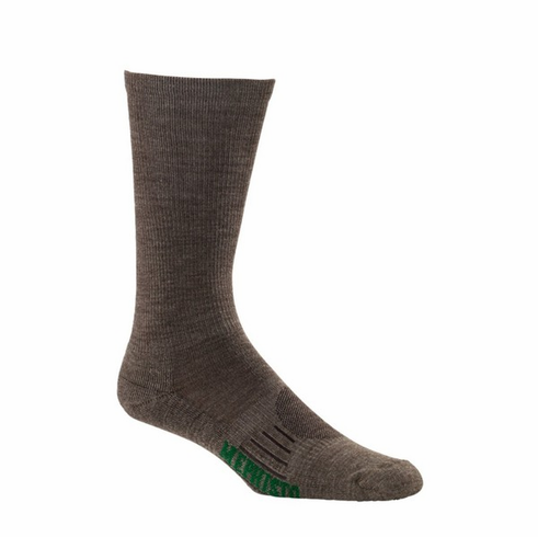 SEATTLE TECHNICAL SOCK - BARK ($100.00 minimum TOTAL ORDER)
