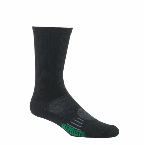 SEATTLE TECHNICAL SOCK - BLACK ($100.00 minimum TOTAL ORDER)