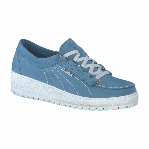 NEW ARRIVAL !!! LADY SEA BLUE NUBUCK