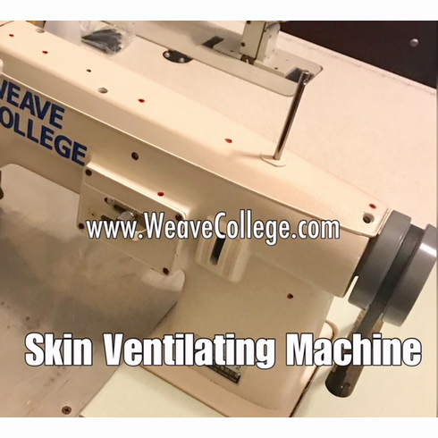 Pre-Order Hair Ventilating Machine