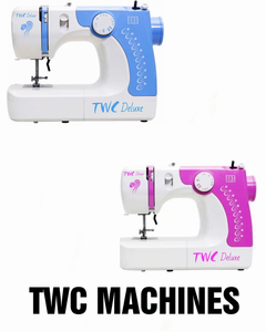 TWC Deluxe SEWING MACHINES