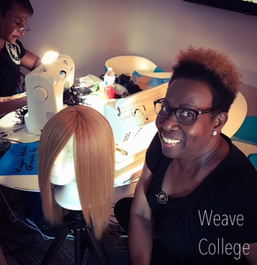 Enclosed / 27 Piece Wig Making Class - CLICK TO BUY