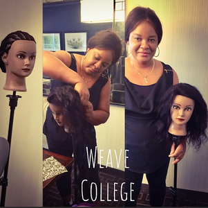 Flawless Lace Frontal Sew-in Install Class - CLICK TO BUY