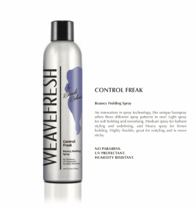 WeaveFresh® Hair Spray
