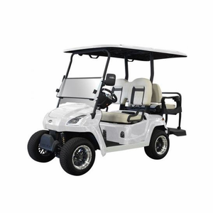 Star Sirius 4-Seater<br><i>The World's Best Golf Cart!</i>