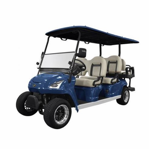 Star Sirius 6-Seater<br><i>The World's Best Golf Cart!</i>