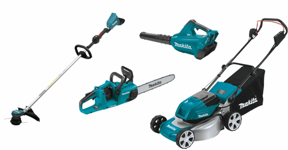 MAKITA Cordless <br> Power Equipment